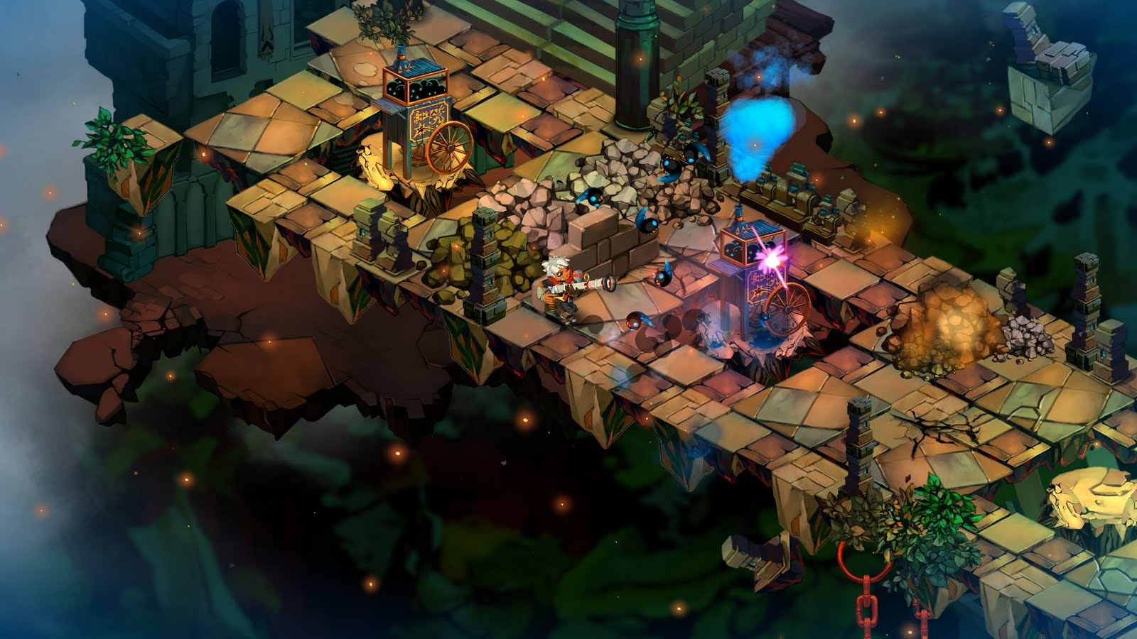 Genre: RPG (Rogue/Action) / Isometric