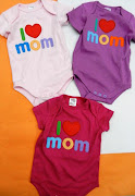 I LOVE MOM EMBROIDRY (36M, 69M, 12M)=9 PCS x Rm12=Rm108