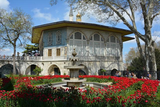 Topkapi Gardens Instanbul