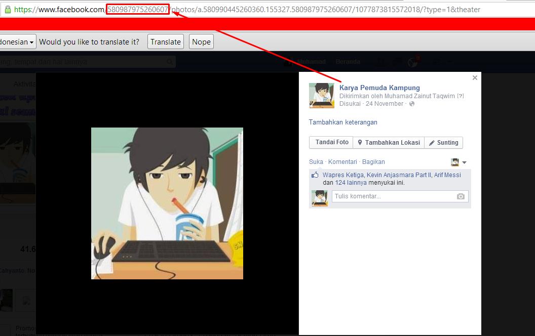 Cara Mengetahui ID Fanspage Facebook