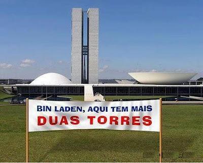 dica para os terroristas fazerem um bom trabalho e ajudar o povo brasileiro a se livrar da corrupção