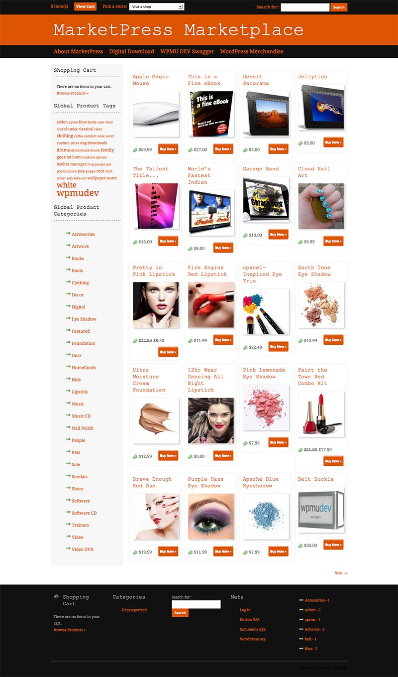 thesis theme wp e-commerce Our post with instructions on how to show blog posts on static homepage with wordpress thesis theme has generated a lot of responses from our visitors we're glad.