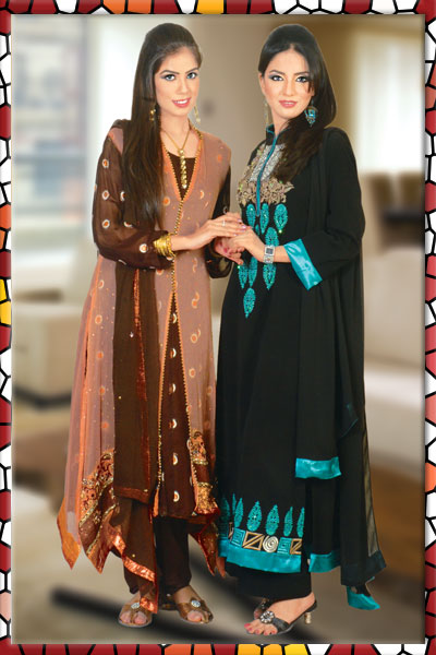 Fashion Designers Wear on Pakistani Dress Designer Also Keep In Mind The Fashion For Party Wear