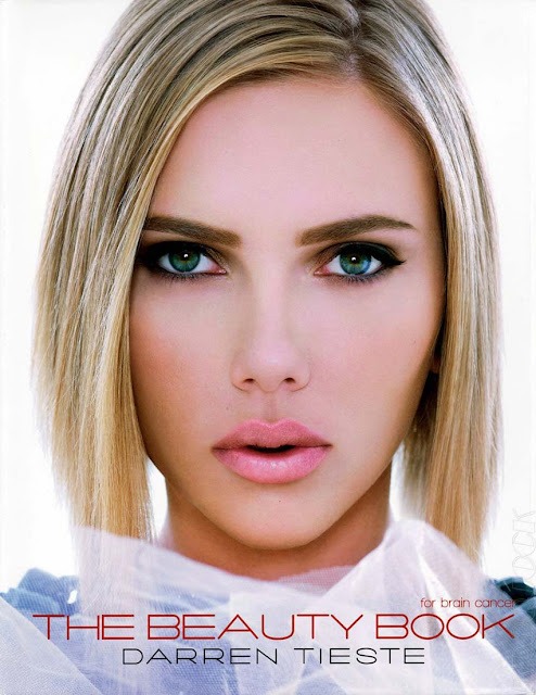 Green Pear Diaries - The Beauty Book brain cancer Scarlett Johansson