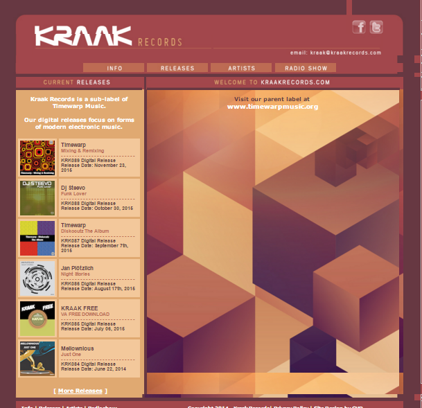 www.kraakrecords.com