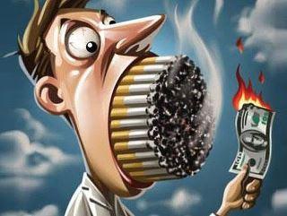 Campanha anti-tabagismo