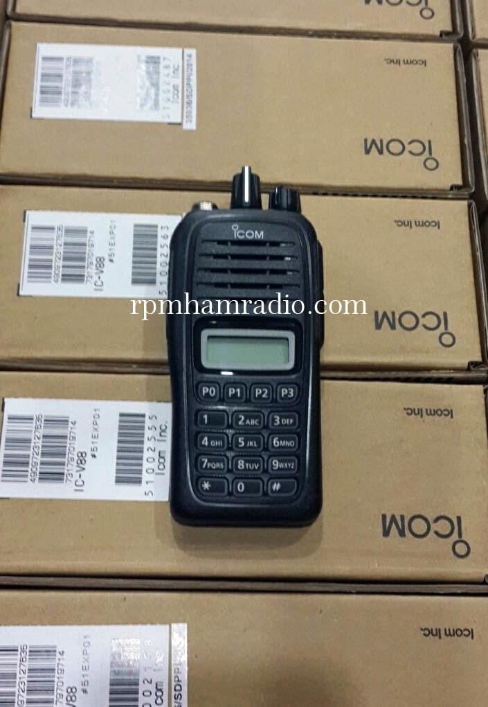 Handy Talky Icom V88