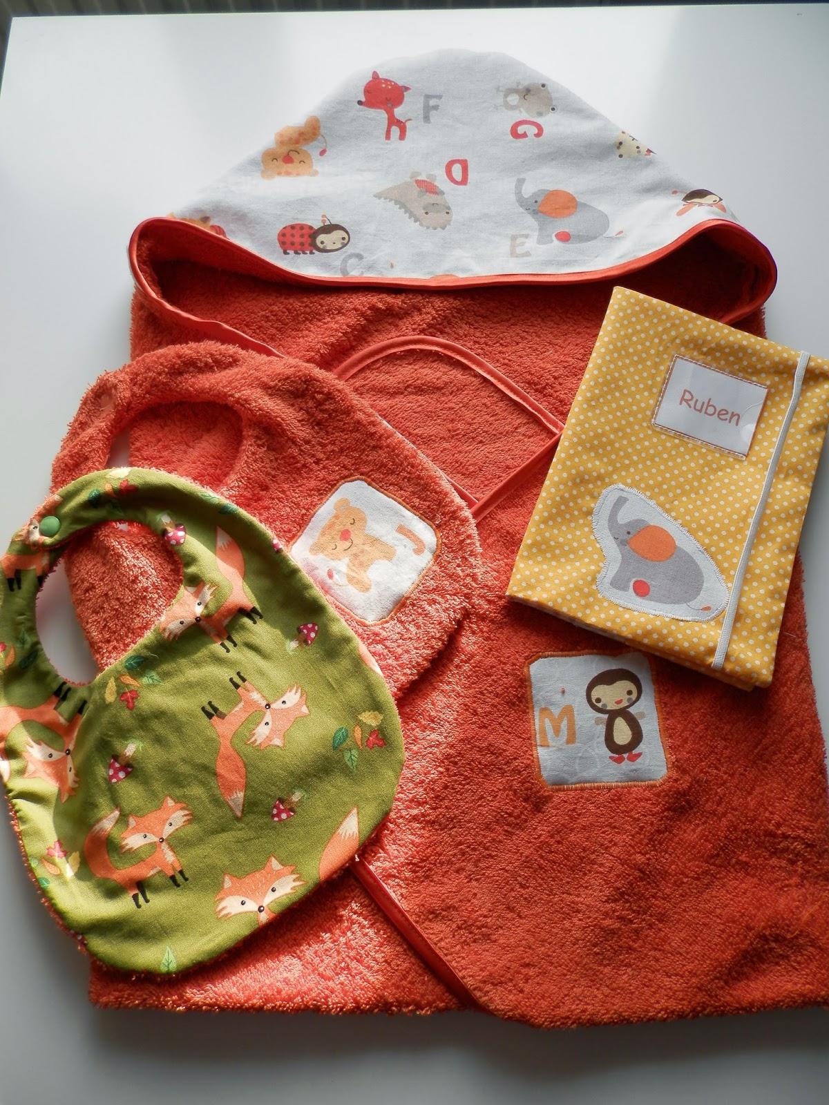 Coton et Création : Kit naissance