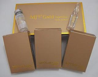 MJ Gold injeksi