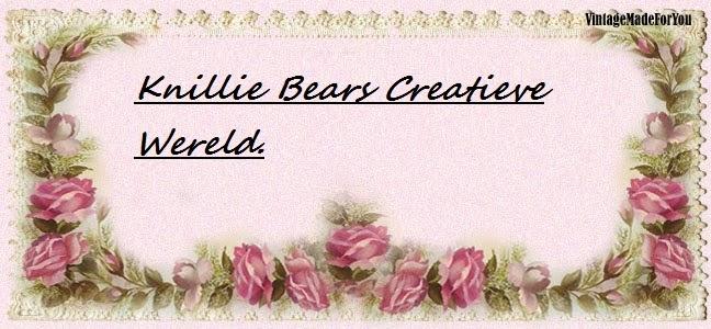 Knillie bears Creatieve Wereld