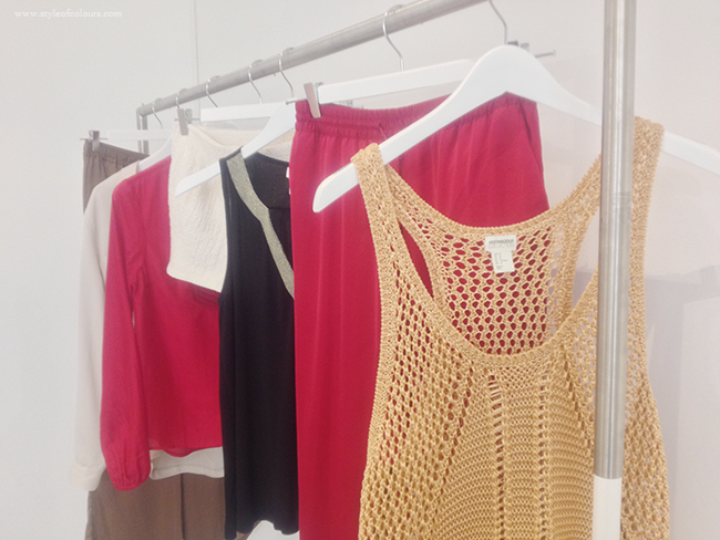 H&M Conscious Womenwear