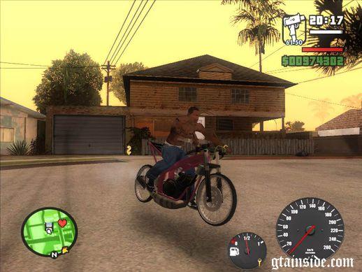 Gta San Andreas Download Motor Drag Motor Indonesia Indonesian Ninja ...