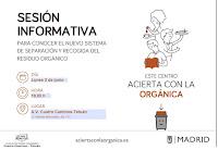 Sesión informativa: Acierta con la orgánica