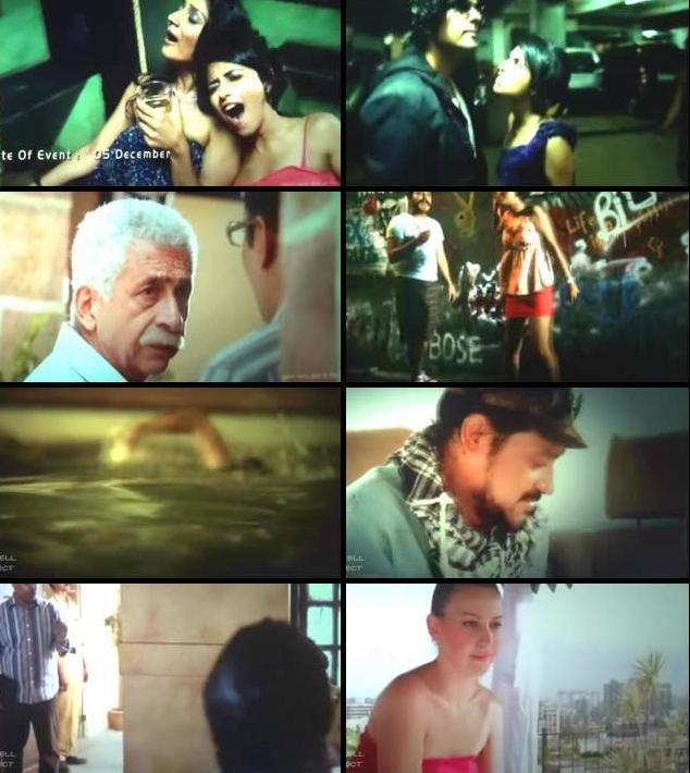 Charlie Ke Chakkar Mein 2015 Hindi pDVD