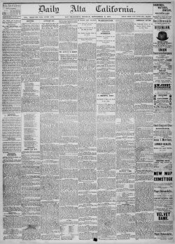Featured: California Digital Newspaper Collection