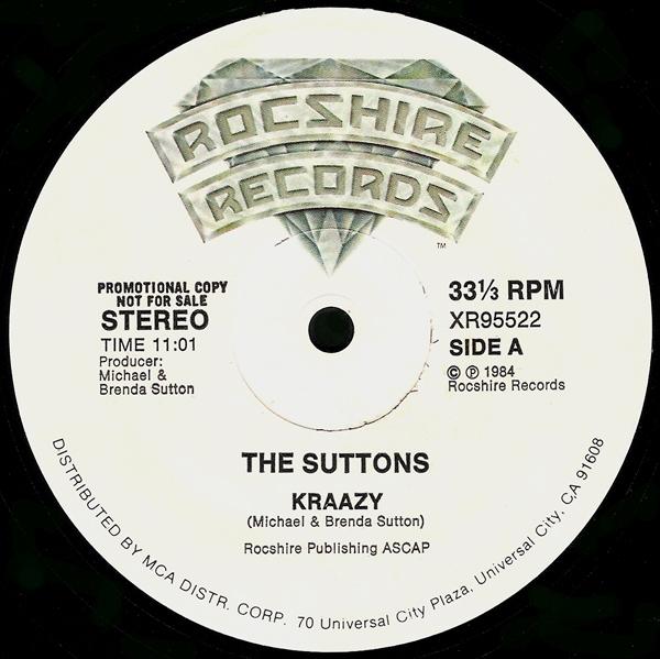 Suttons Kraazy