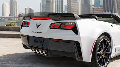 2016 Chevrolet Corvette Z06 Design and Release Date
