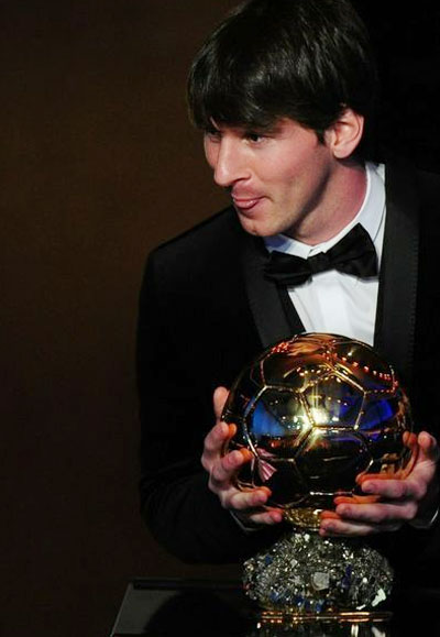 macarena lemos messi. On 11 March 2010 Messi was