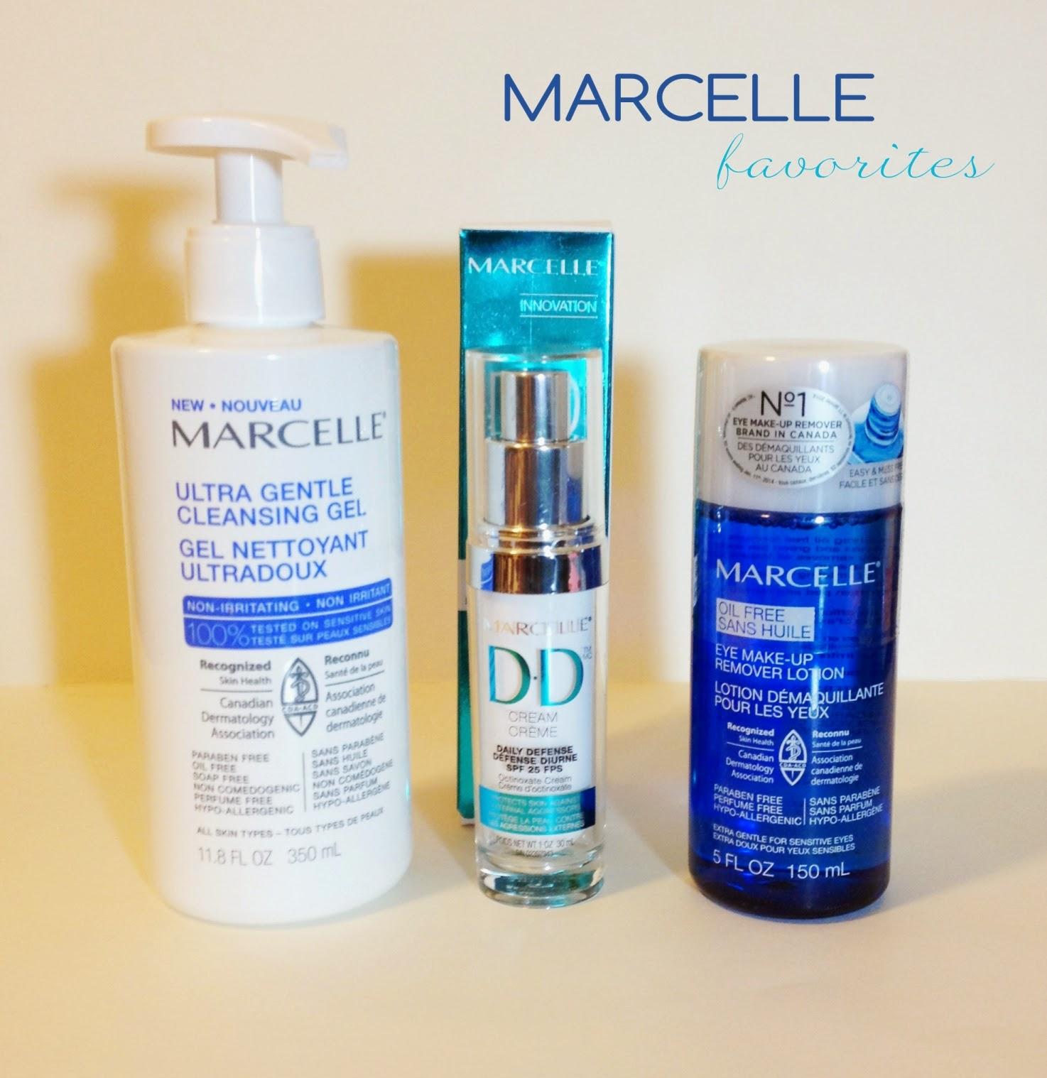 Marcelle Skin Care