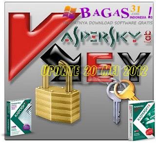 Kaspersky Key Update 20 Mei 2012 1