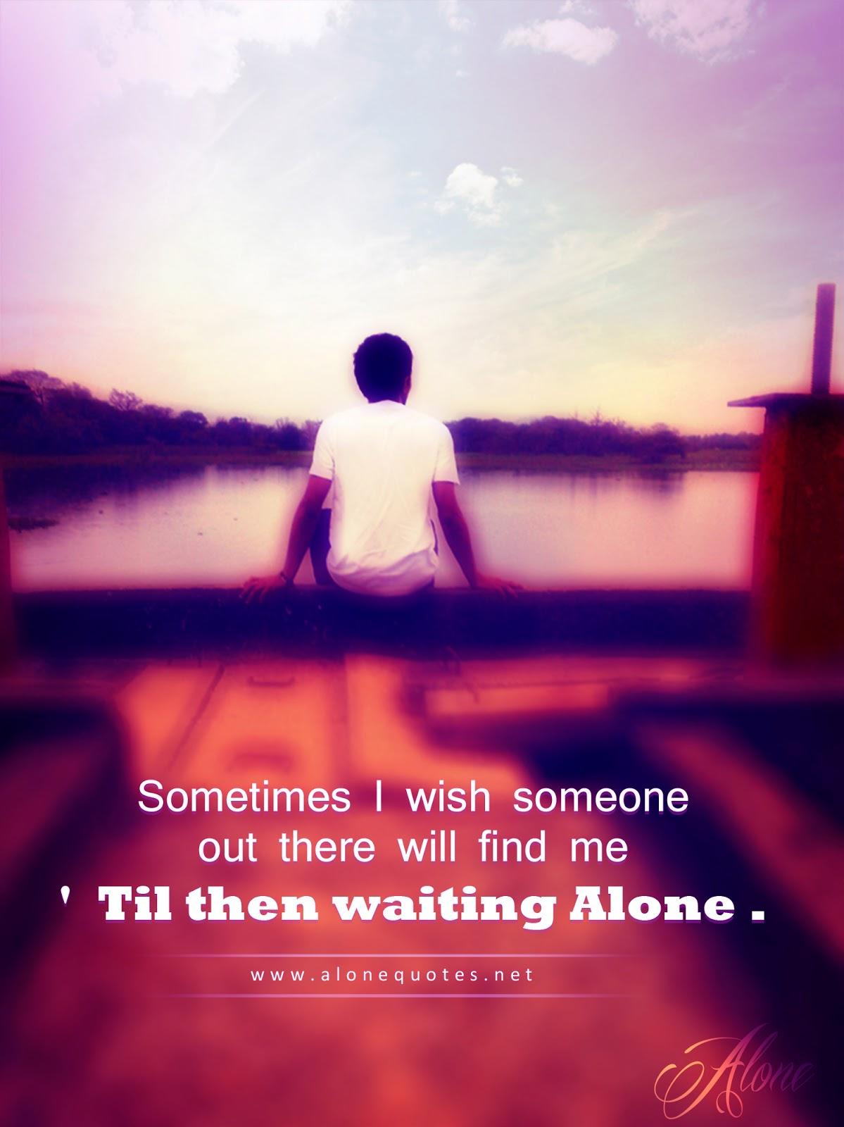alone boy wallpaper free download