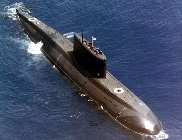 Kilo class SSK
