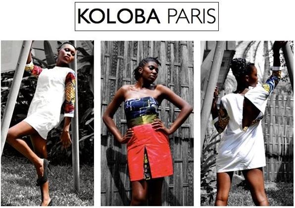 Leila Mathel - Koloba Paris - Les Marches d'Elodie