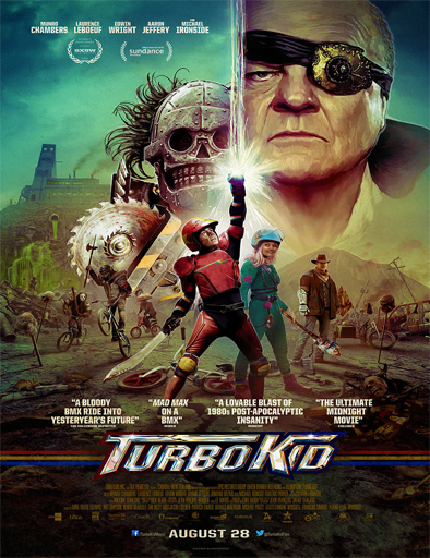 Ver Turbo Kid (2015) Online