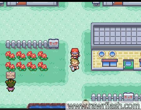 Jogos de pokemon, gba: Pokémon - LeafGreen Version