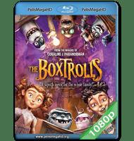LOS BOXTROLLS (2014) FULL 1080P HD MKV ESPAÑOL LATINO