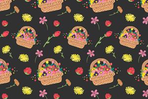 La Fleur Pattern by Haidi Shabrina
