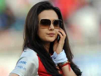 IPL franchise Kings XI Punjab revelations of corruption  Denied Preity Zinta