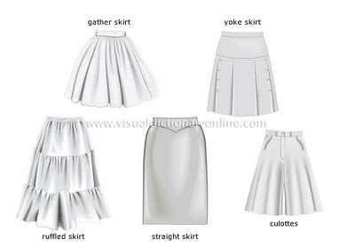 Mary's Maison: Skirts