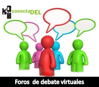 Iniciamos foros de debate virtuales-Enfoque en Desarrollo Económico Local