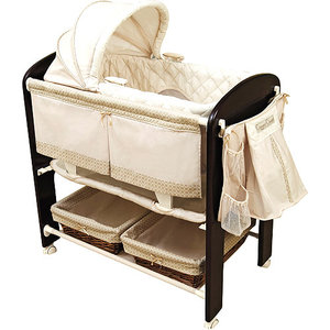 Bassinet Changing Table Combo1