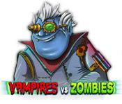 เกมส์ Vampires vs Zombies