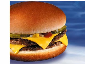 Mickey D s Double Cheeseburgers