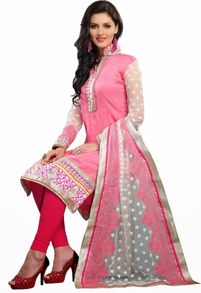 Churidar Salwar Kameez Fashion 2014