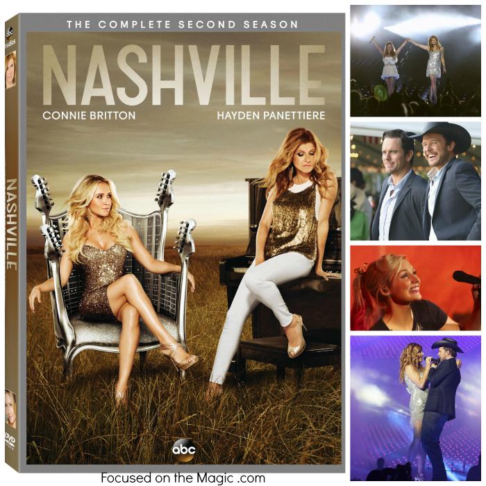 """Nashville: The Complete Second Season"""