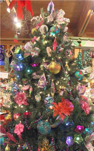 Bronners Christmas Trees
