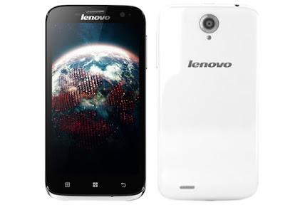 Spesifikasi dan Harga Lenovo A859