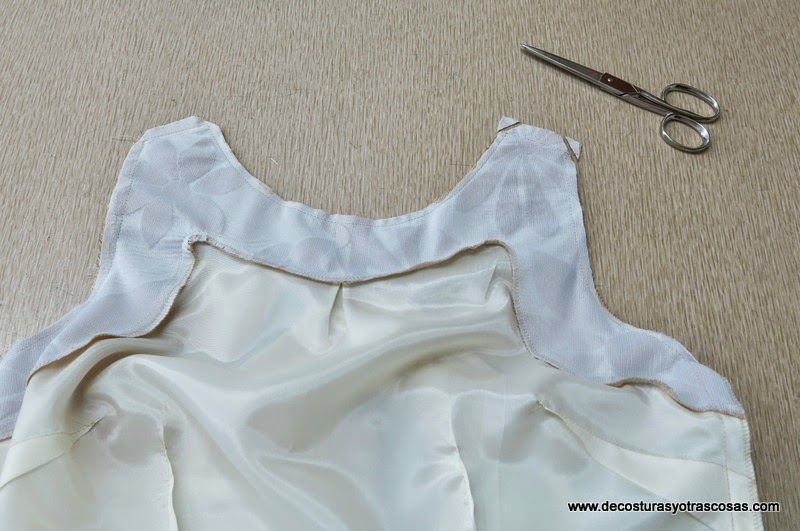 como-forrar-vestido
