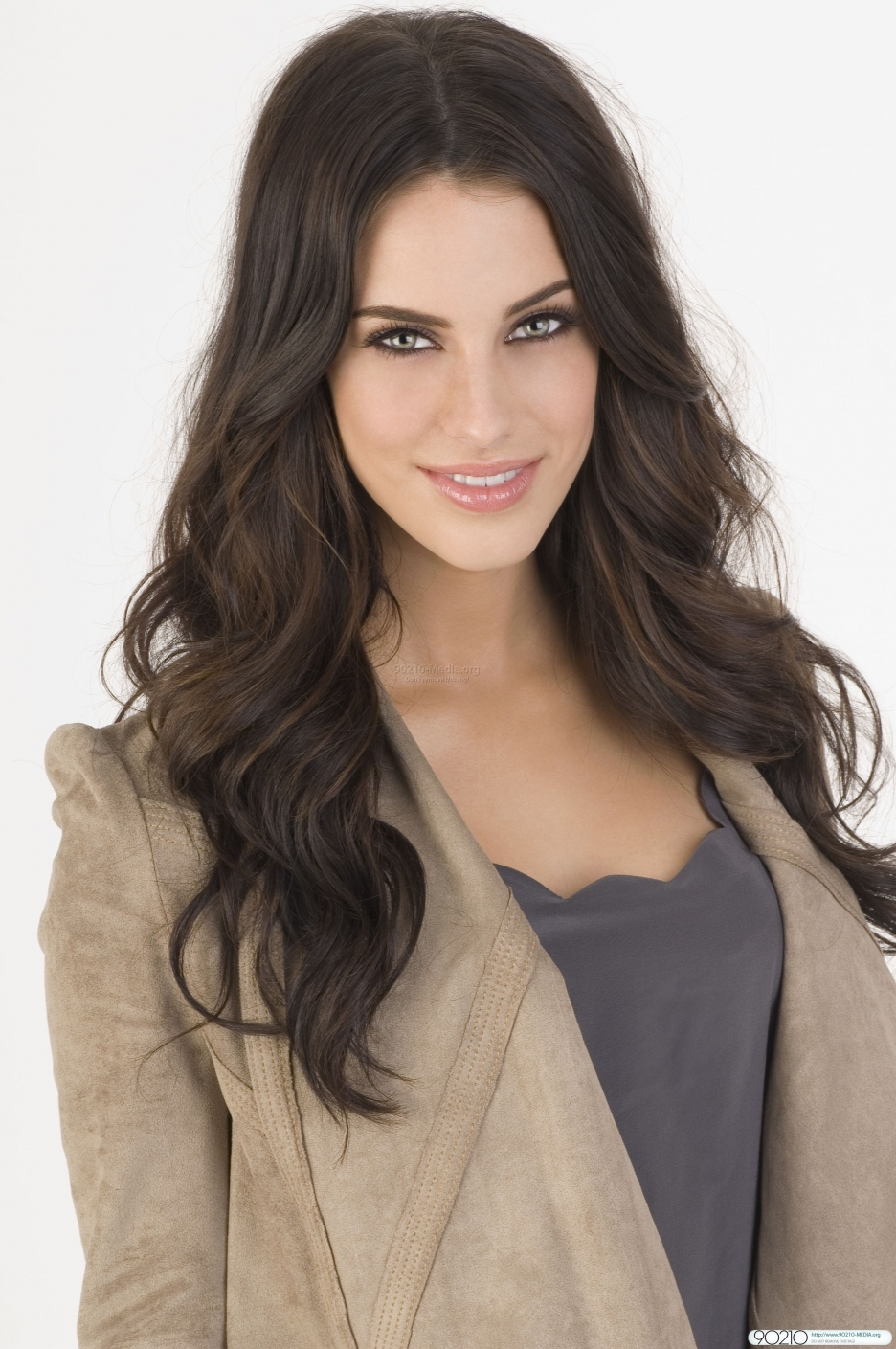 Jessica Lowndes Hairstyle
