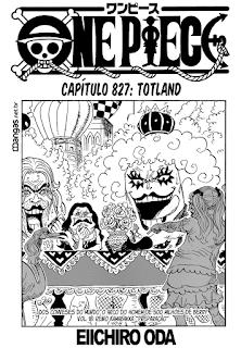 one piece 827 mangá em portugues leitura online