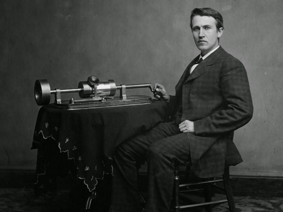 Thomas Alva Edison's Inventions