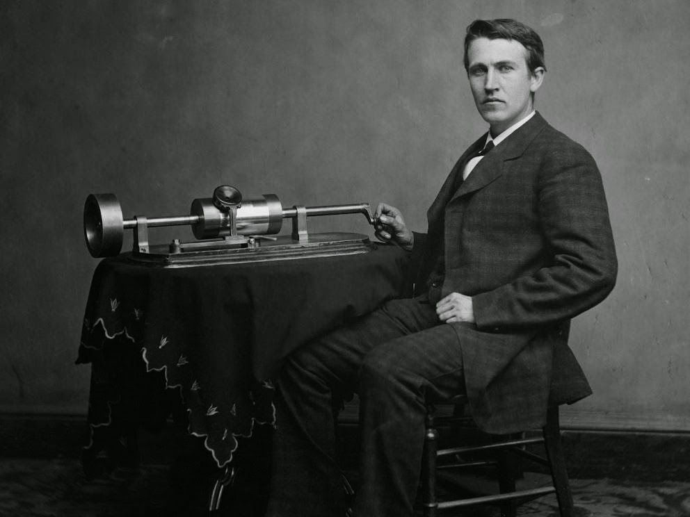 the contributions of thomas edison If i find 10,000 ways something won't work, i haven't failed i am not discouraged, because every wrong attempt discarded is another step forward.