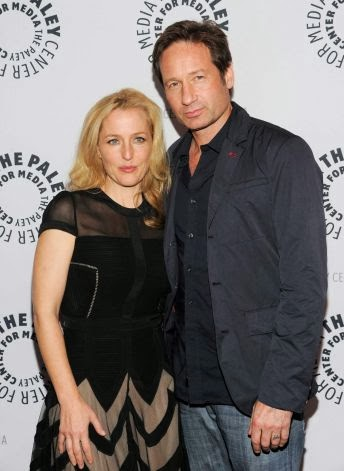 Duchovny Anderson Open To Third X FILES Movie