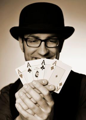 Gute Pokerbücher bringen Euer Spiel voran. In diesem Blog nenne ich meine derzeitige Top 5. Foto: Foto Ventura, Oldenburg