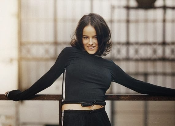 Alizee Hot And Seductive Wallpapers