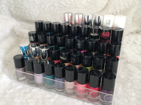 Make-up your stash | Nagellakrek.